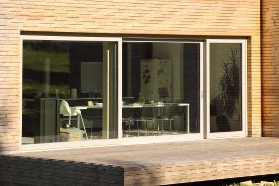 posuvné stěny, posuvná okna HS portal