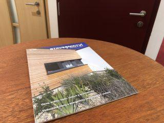 magazín stavebnictví