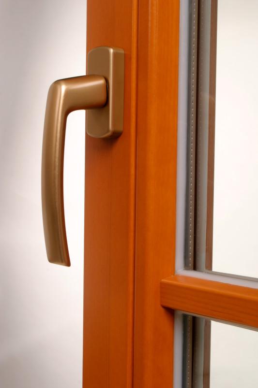 návod k obsluze o vnější rám a křídlo dřevohliníkového okna