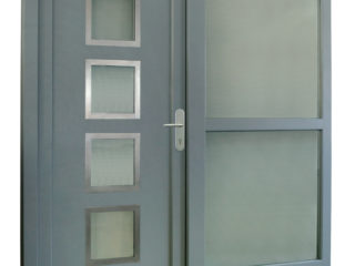 fotogalerie vchodových dveří - prosklené vchodové dveře