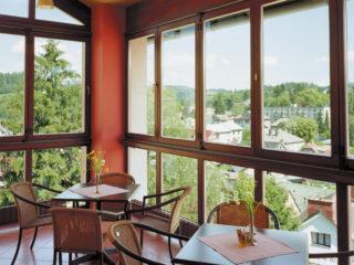 skládací stěny a okna