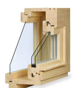 tradiční špaletová okna splňující současné tepelně-izolační vlastnosti