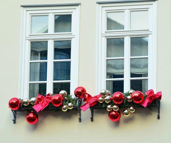 adventní okna