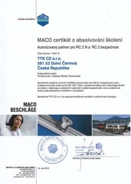 certifikovaná eurookna