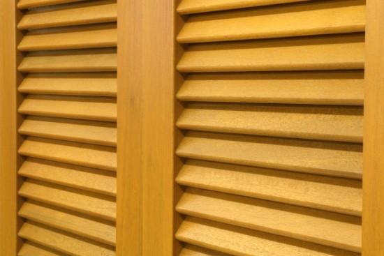 ostatní výrobky - dřevěné okenice