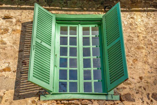 venkovní okenice